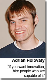 Adrian Holovaty