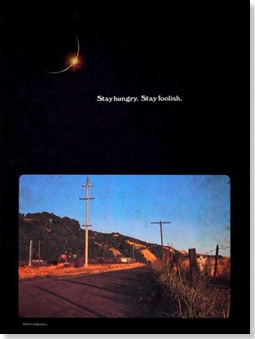 Last Whole Earth Catalog