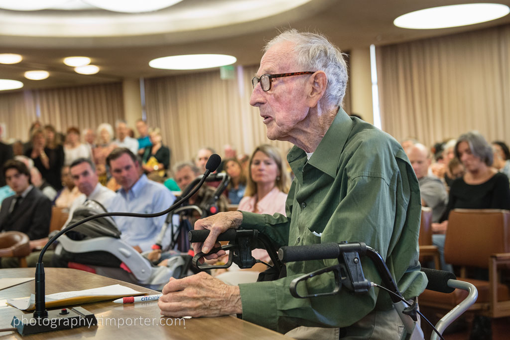Aging vet pleads for affordable housing in Marin County