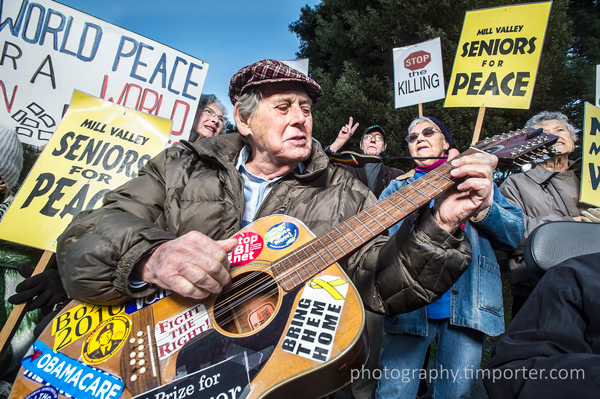 Seniors for Peace, Mill Valley